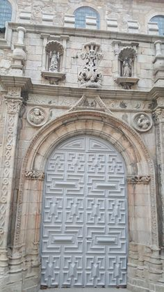 Douro, Portuguese, Barcelona Cathedral, Santa Clara, Landscape, Architecture, Monuments, City, Travel