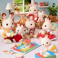 Sylvanian Families keeping entertained in Lockdown – Sylvanian Families Specialty Store Calico Critters Families, Barbie Food, Kawaii Diy, Pink Themes, Sylvanian Families, Cute Toys, Unicorn Birthday Parties, Old Toys, Art Dolls