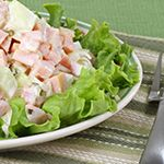 Atkins welcomes you to try our delicious Classic Ham Salad recipe for a low carb lifestyle. Get started by browsing our full list of ingredients here. Ham Salad Recipes, No Carb Recipes, Atkins Recipes, Low Carb Dinner Recipes, Entree Recipes, Healthy Recipes, Low Carb Lunch, Low Carb Diet, Atkins Lunches