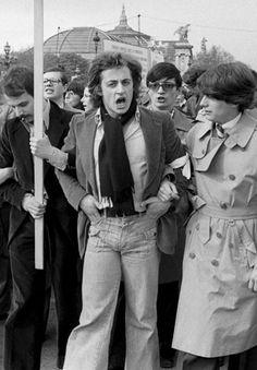 1976 | Future French President, Nicolas Sarkozy :)