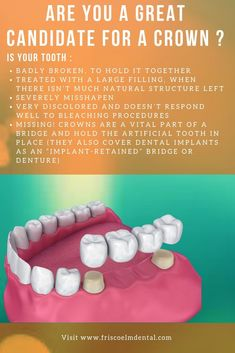 Nasty Dental Crowns Before And After Life Dental Facts, Dental Humor, Dental Hygienist, Dental Assistant, Dental Surgery, Dental Implants, Tooth Extraction Healing, Dentist Day, Tooth Infection