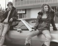 Vinny and Juliana, 2002 Los Angeles