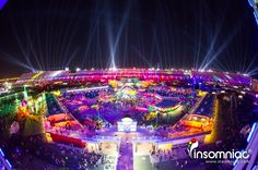 Electric Daisy Carnival: 2014′s festival season has music fanatics tripping all over the country. Whether you're heading down to So Cal to experience Coachella in all its glory or to New York City to watch your favorite artist perform at The Governors Ball, Tripping can ease your planning.