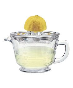 Love this Two-Cup Citrus Juicer on #zulily! #zulilyfinds