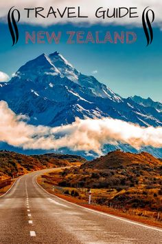 10 Awesome Places to visit in New Zealand. We have made a list of the best places to visit in New Zealand. Travel Tips. New Zealand Itinerary, New Zealand Travel Guide, Road Trip New Zealand, Cool Places To Visit, Places To Travel, Travel Destinations, Rishikesh, Agra, Travel Photos