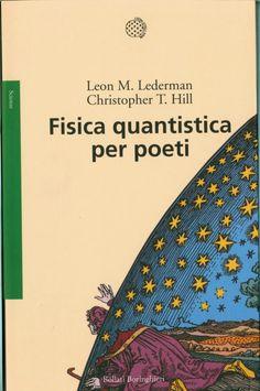 LIBRI – Fisica quantistica per poeti « Oggi Scienza I Love Books, Good Books, Books To Read, My Books, Writing Therapy, Film Books, Film Quotes, Children's Literature, Book Reader