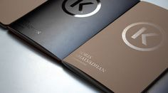Boris Khalvadjian - Branding on Behance