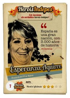 Herois Indepes Bravoooooo!!!!