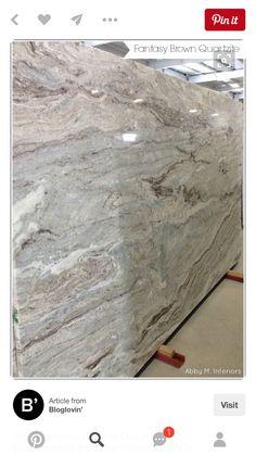 Granite- fantasy brown quartzite
