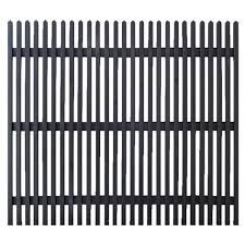 Spalje inspiration, Steket 2295kr/st 179cm bredd, Höjd 150 Fence Wall Design, Black Fence, Plank, Bauhaus, Animal Shelter, Garden Landscaping, Outdoor Gardens, Blinds, Garden Design
