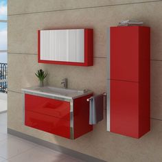Godmorgon odensvik sink cabinet with 2 drawers high for Colonne de salle de bain high glossy