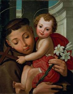 Rogai por nós Santo Antônio de Pádua.