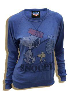 Snoopy & Woodstock t shirt circa 1960s