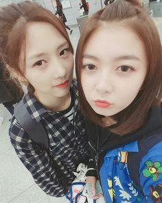 DREAMCATCHER- Yoohyeon & Dami