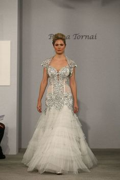 Wedding Dresses From Say Yes To The Dress | Sparkly Wedding Gowns that Will Keep You Shining.... | All Women ...