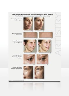 ARTISTRY® Before & After Sheets www.amway.ca