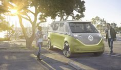 New Post: Volkswagen Unveils The ID Buzz Concept Van In Detroit http://www.digitalramen.com/volkswagen-unveils-id-buzz-concept-van-detroit