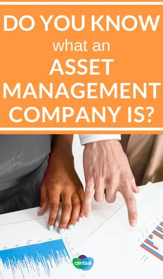 "Do You Know What an Asset Management Company Is? If you're interested in you've probably heard the term ""asset management company,"" but what is it, exactly? Read and learn. Asset Management, Management Company, Money Management, Money Saving Tips, Money Tips, Creating Passive Income, Savings Planner, Investment Tips, How To Become Rich"