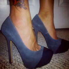 New shoes! Steve Madden.