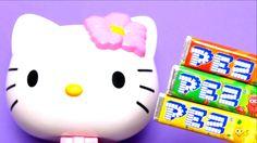 Giant Big Hello Kitty PEZ Dispenser