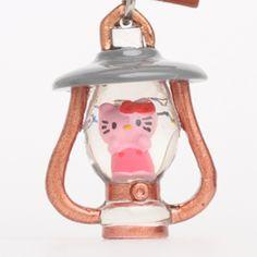 itoyoshis Kitty mascot collection Yamagoya no Akari : Lamp at a lodge