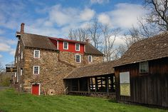 Stover-Myers Mill, Bucks County, PA | by alpineinc