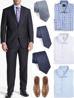 CHIC COASTAL LIVING: SUIT UP FOR SPRING