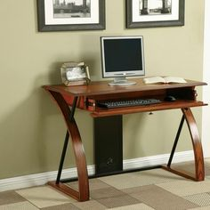 Office Star Aurora Computer Desk | Walmart.ca - $249