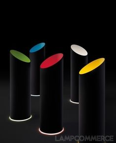 #Morosini #Pank floor lamp Design Tiziano Maffione