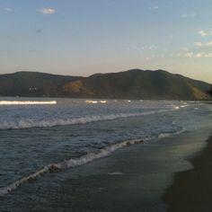 Praia da lagoinha, Ubatuba