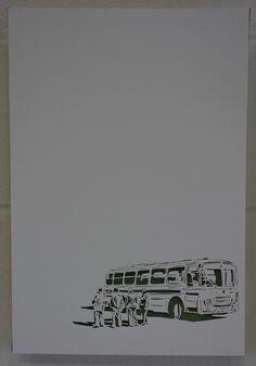 Paper Cuts - thomas witte art