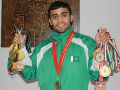 Pakistan's celebrated young karate champion Saadi Abbas put another feather in his cap by winning a gold medal at the US Open Karate Championship in the 67kg category event at Las Vegas, USA.  The competition was held from April 15-20 where Abbas went on to beat players of Guatemala, USA, Greece and Ecuador in the preliminary rounds and semi-finals.