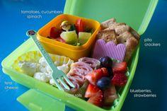 """Bento Box lunches for kids. This is the best blog post I've seen on this...it's totally inspired me! """"I think I can. I think I can..."""""""