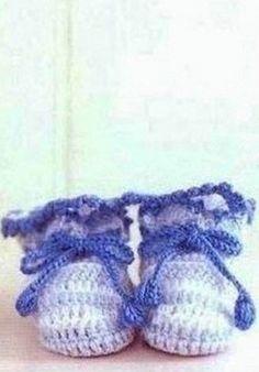 Mis Pasatiempos Amo el Crochet: Patrones crochet bebé