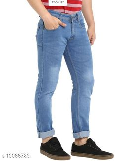 Jeans Masterly Weft White Colour Trendy Slim Fit jeans For Men Fabric: Denim Pattern : Solid Multipack: 1 Sizes:  34 (Waist Size: 34 in Length Size: 43 in)  36 (Waist Size: 36 in Length Size: 43 in)  30 (Waist Size: 30 in Length Size: 43 in)  32 (Waist Size: 32 in Length Size: 43 in) Country of Origin: India Sizes Available: 30, 32, 34, 36   Catalog Rating: ★3.8 (436)  Catalog Name: Elegant Unique Men Jeans CatalogID_1806816 C69-SC1211 Code: 026-10086729-1551