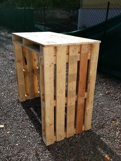 DIY Euro Pallet Desk and Coffee Table