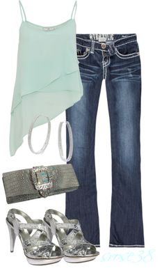 """Date Night Out"" by srose38 on Polyvore"