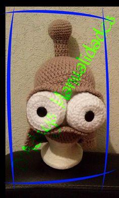 Gorro del personaje de Futurama