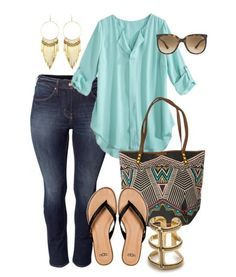 "8 beautiful plus size summer outfits - Page 6 of 8 - <a href=""http://women-outfits.com"" rel=""nofollow"" target=""_blank"">women-outfits.com</a>"