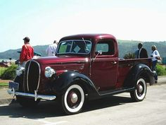 1938 Ford Pick-up
