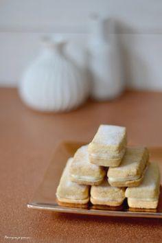 Biscuits sablés, saveur 100 % amande ! - Pourquoi je grossis