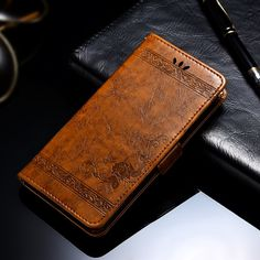 For Tecno Spark 3 Pro Case Luxury Vintage Floral Flip Wallet Leather Phone Case for Tecno Spark 3 Pro Cover Coque Accessories Leather Cover, Pu Leather, Vintage Leather, Iphone 8 Plus, Tapas, Walpaper Black, Back Bag, Flip Phones, Leather Phone Case