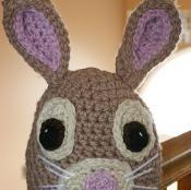 FREE Darla's Bunny Hat - via @Craftsy