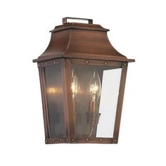 Found it at Wayfair - Coventry 2 Light Outdoor Flush Mount