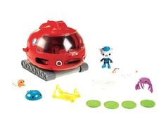 Octonauts Gup X Shoot and Rescue Vehicle: Amazon.co.uk: Toys & Games