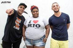 O projeto debate o funk carioca