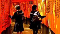 Fushimi Inari Shrine (Fushimi Inari Taisha) Go To Japan, Visit Japan, Japan Trip, Fushimi Inari Taisha, All About Japan, Japan Photo, Kamakura, Travel And Leisure, Best Cities