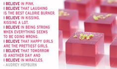 don't really love pink but i love this quote and i just might have to change my mind about pink.....