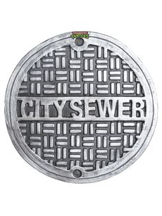 Rubies Child TMNT Sewer Cover Shield Rubies Domestic 32761
