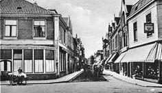 La Porte & Co. hoek Brinklaan Nassaulaan Bussum